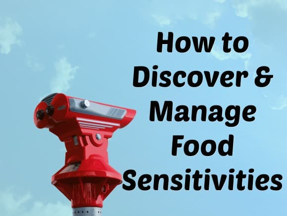 discovering food sensitivities