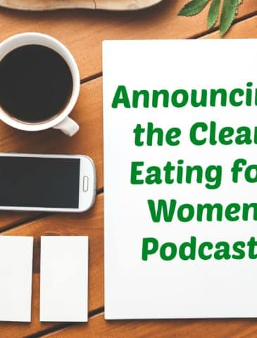 Podcast #1: About Clean Eating for Women