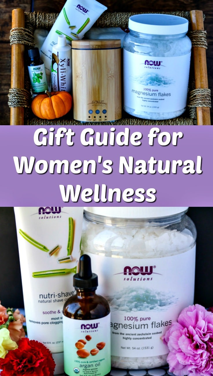 Self-care strategies and products for women's natural wellness. From natural beauty to aromatherapy to a magnesium foot bath, you'll find everything you need to de-stress and relax.