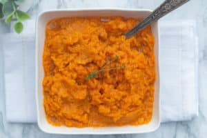 instant pot mashed sweet potatoes final
