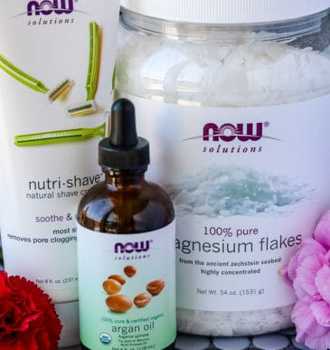 Women's Natural Wellness giveaway items