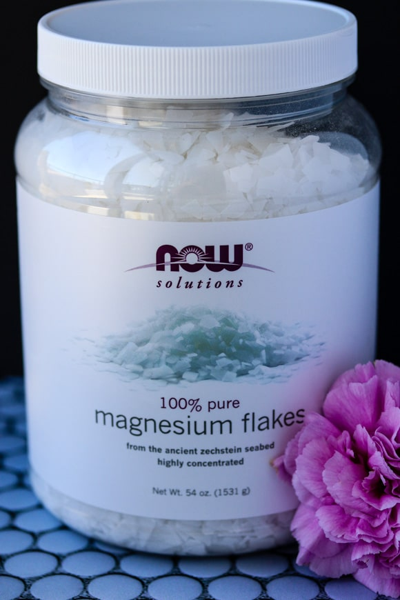 NOW Magnesium Flakes