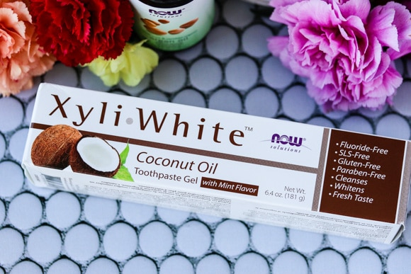 NOW Xyli-White coconut oil