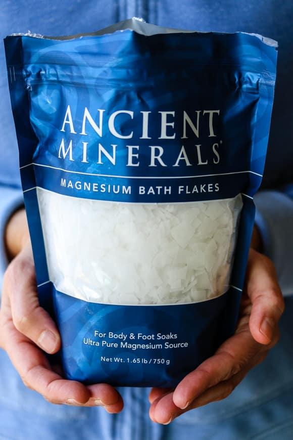 Ancient Minerals magnesium bag of flakes