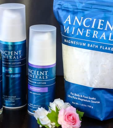 Ancient Minerals magnesium products