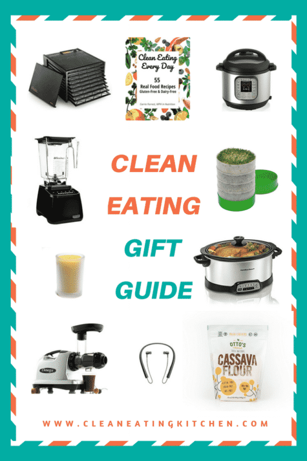 CleanEatingGift guide
