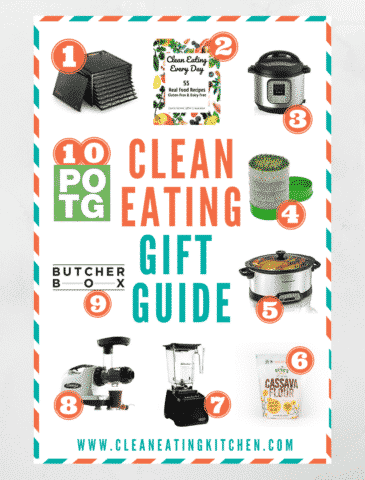 Clean Eating Kitchen Gift Guide