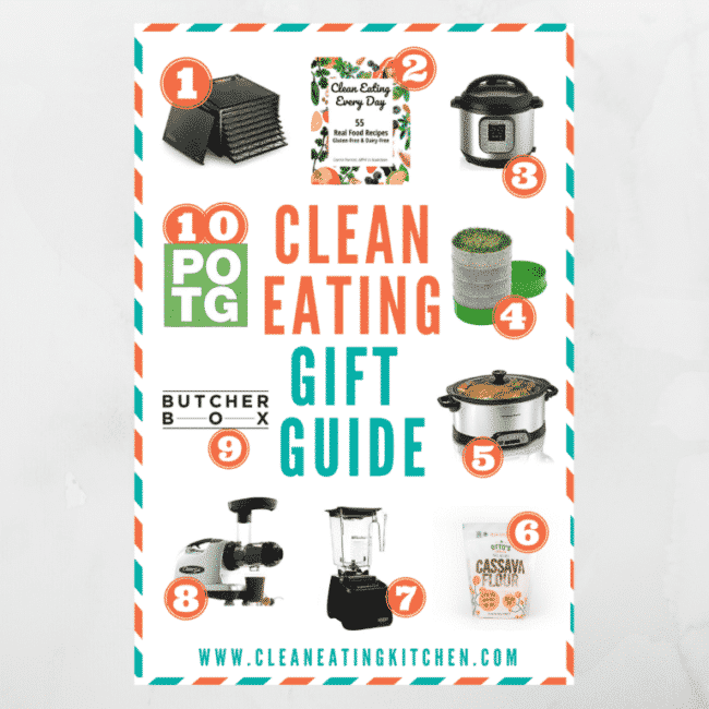 CleanEatingGift guide square