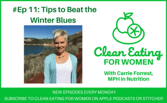 tips to beat the winter blues podcast episode 11