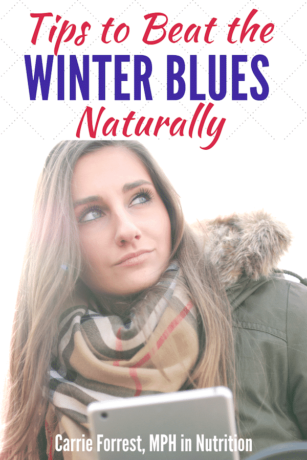 beat the winter blues tips