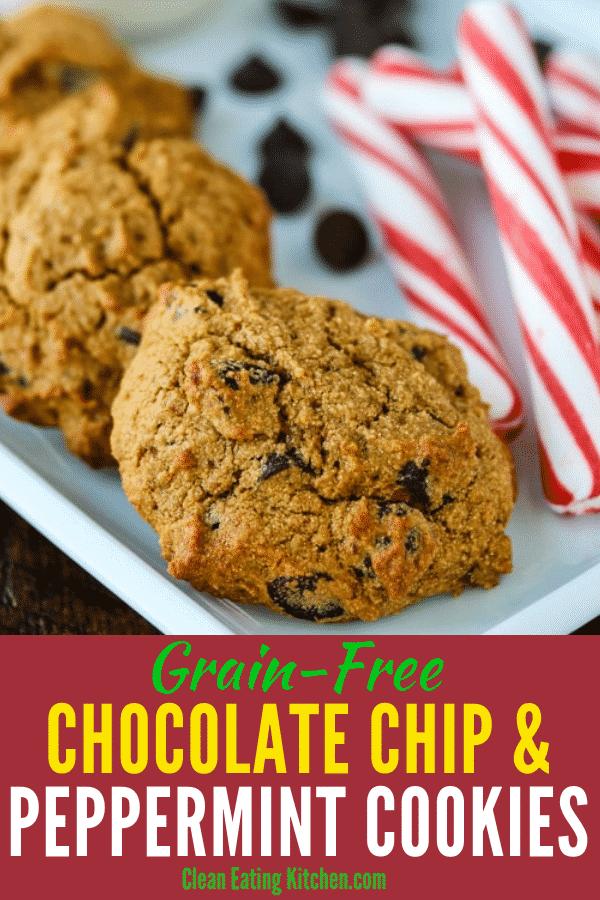 cassava chocolat chip cookies