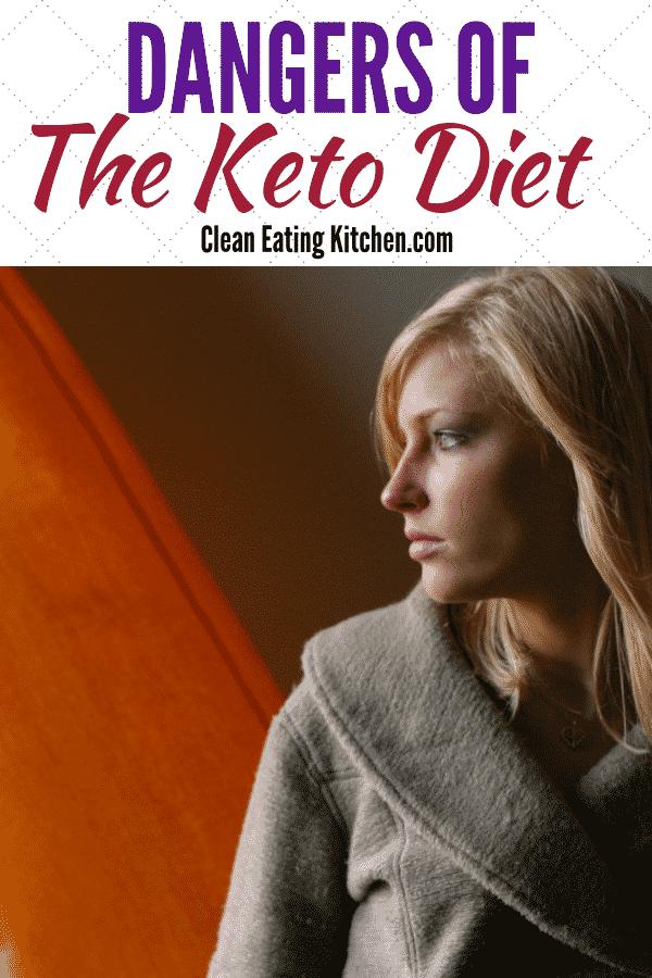 dangers of keto diet
