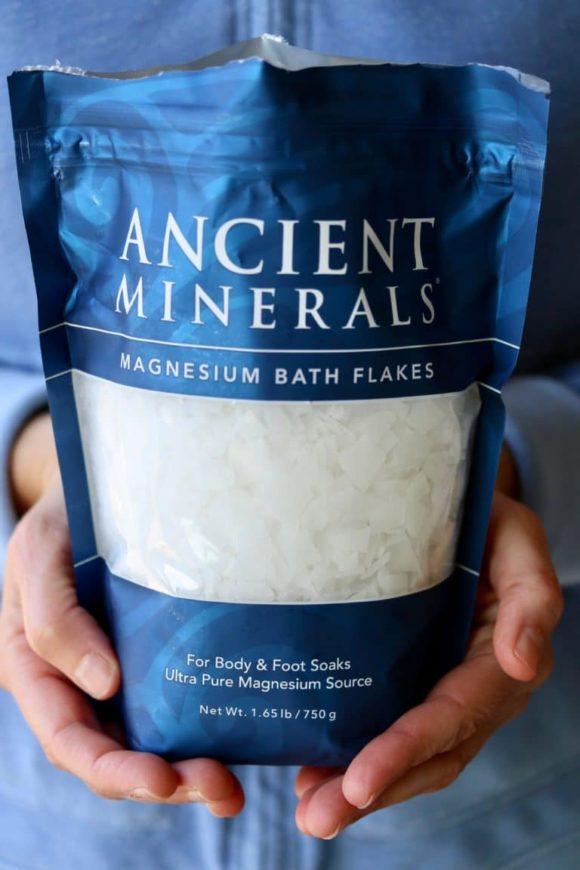 Enviromedica Ancient Minerals magnesium flakes