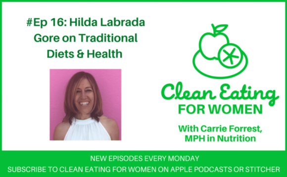 Hilda Labrada Gore on podcast