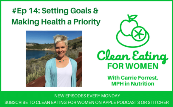 setting goals on episode #14