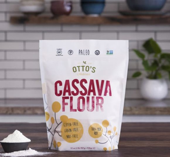 Ottos Cassava Flour grain-free and gluten-free