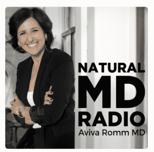 natural md radio podcast cover art