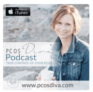 PCOS Diva podcast cover art