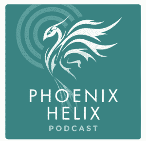 pheonix helix podcast cover art