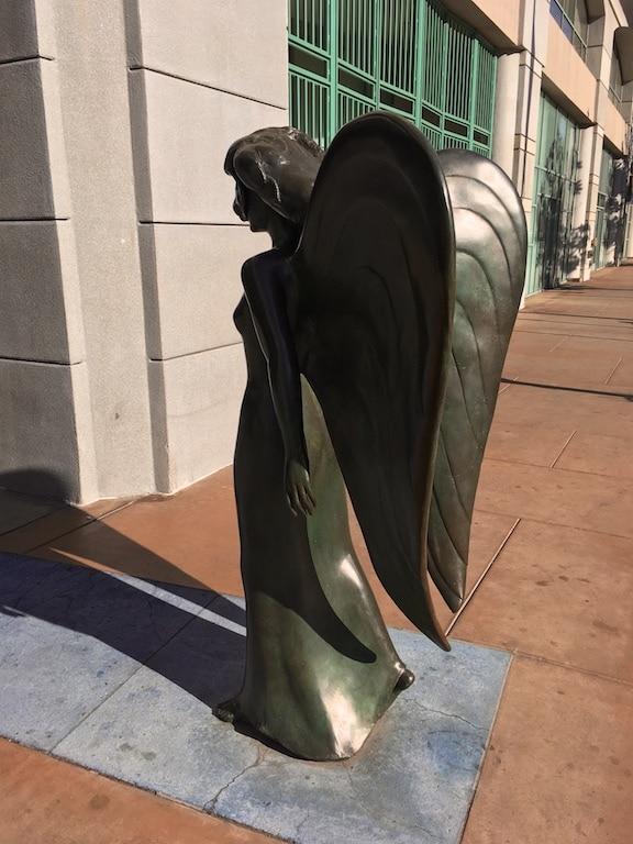 GoodFest Los Angeles angel