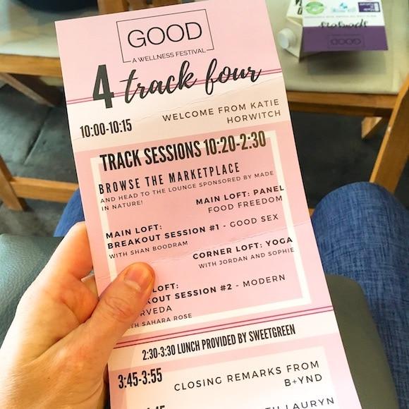 GoodFest Los Angeles ticket