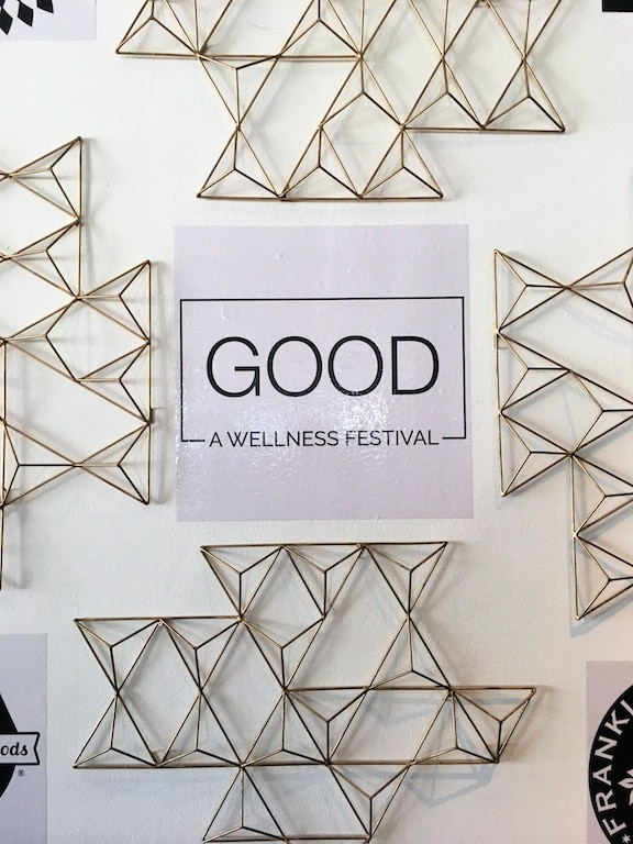 GoodFest Los Angeles sign