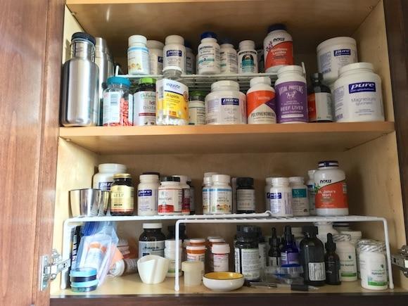 organized supplements