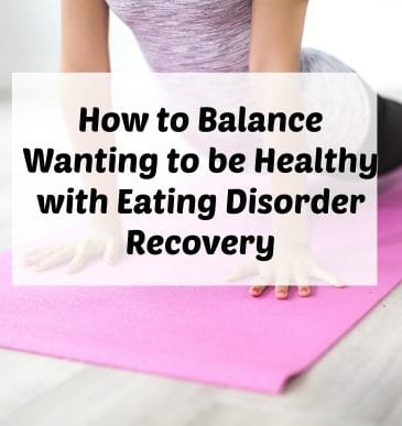 Podcast #22: Eating Disorder Recovery & Finding Balance with Erin Holt