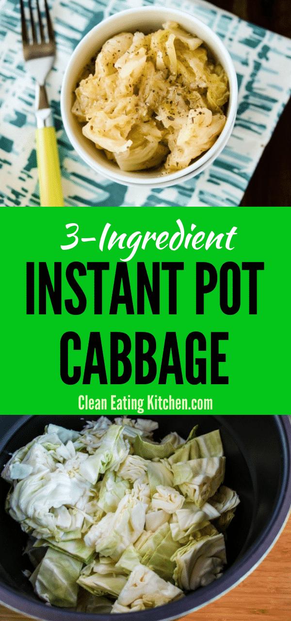 instant pot cabbage