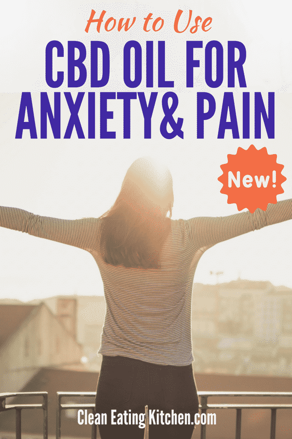 cbd oil for anxiety and pain