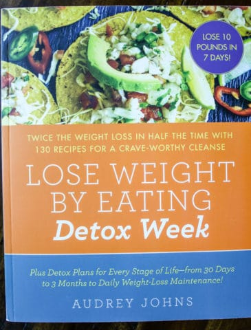 Podcast #21: Lose Weight by Eating Detox Week with Audrey Johns