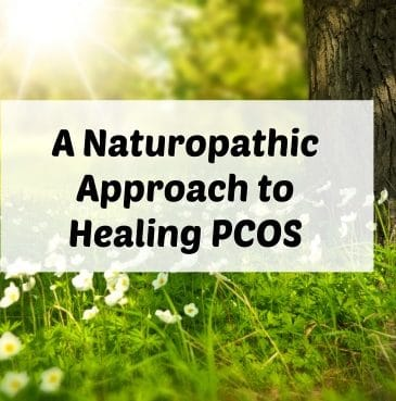 Using a Naturopathic Approach to Heal From PCOS