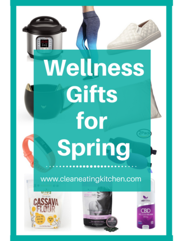 Wellness Gift Guide for Spring