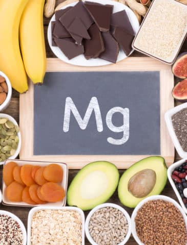 Magnesium Supplementation for PMS, Anxiety, & Migraines