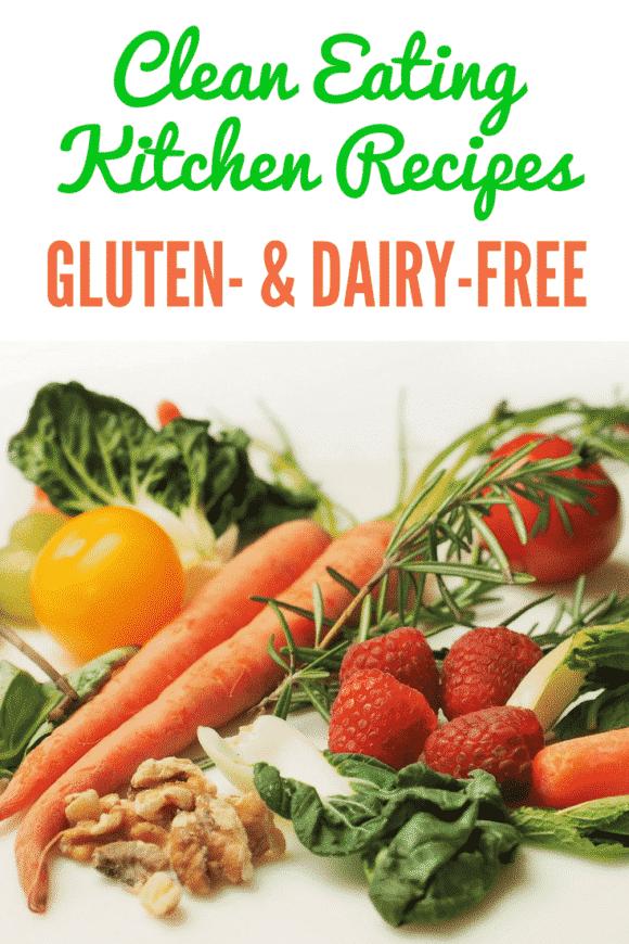 clean eating kitchen recipe index