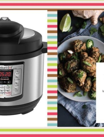 Instant Pot Starter Kit Giveaway + Reader Survey!