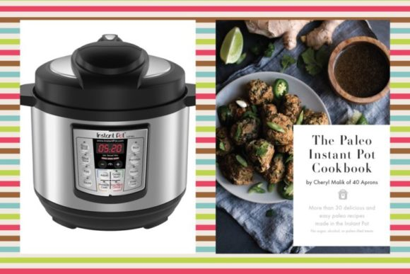 instant pot starter kit giveaway