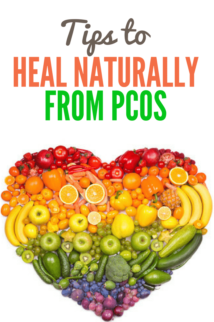Tips for Healing Naturally from PCOS with PCOS Diva creator Amy Medling.