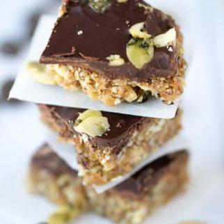 chocolate fig bar