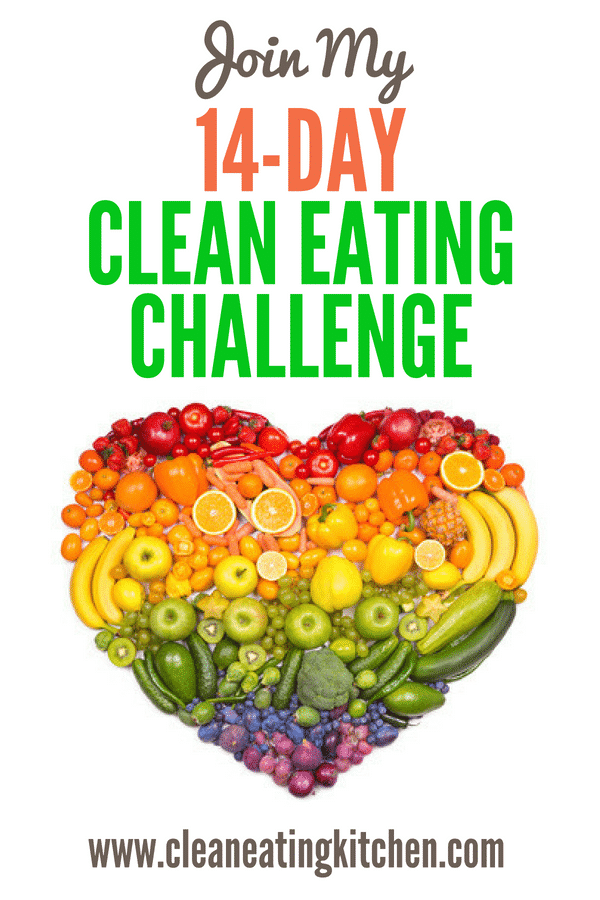14-day clean eating challenge