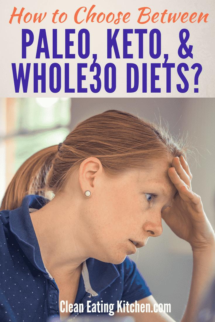 choose between diets