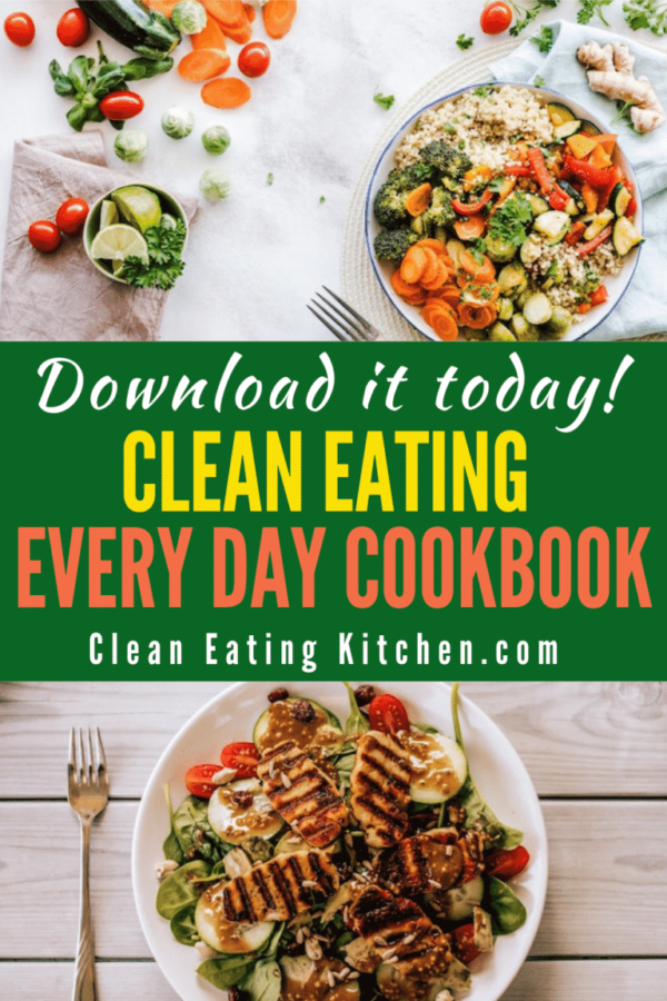 Clean Eating Every Day Cookbook