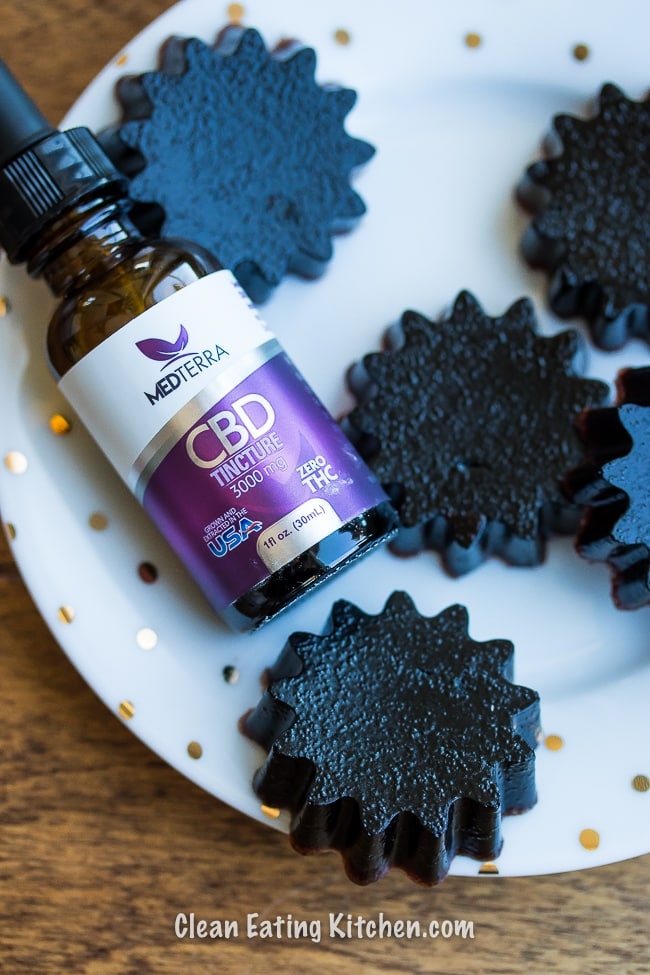 Homemade CBD Sleep Gummies - Clean Eating Kitchen