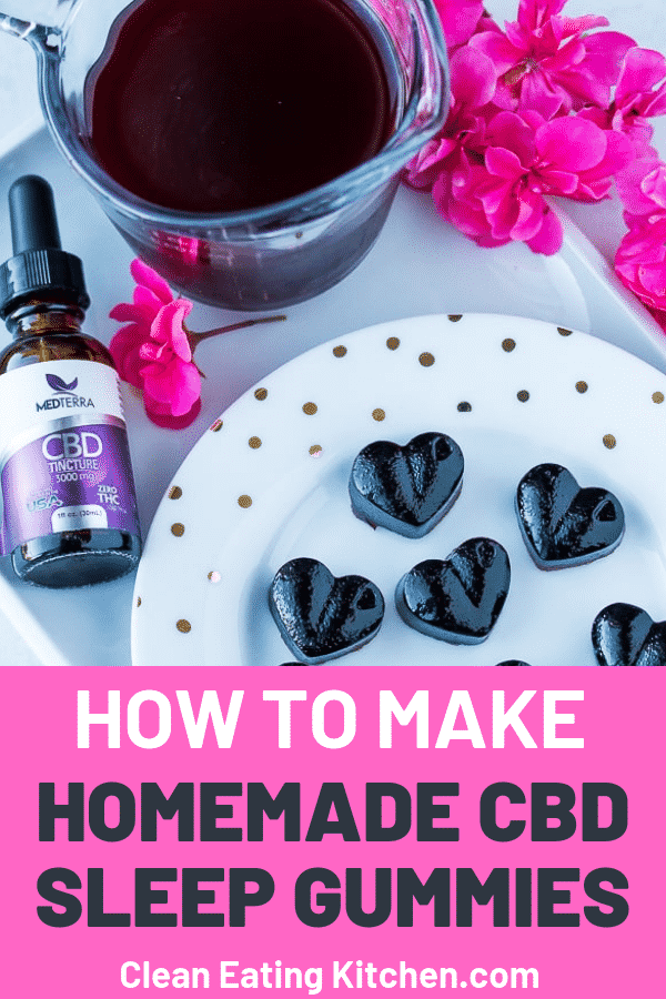 homemade cbd sleep dummies