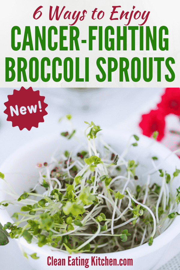 Ways to use broccoli sprouts