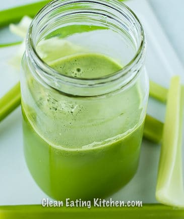 celery juice recipe with celery