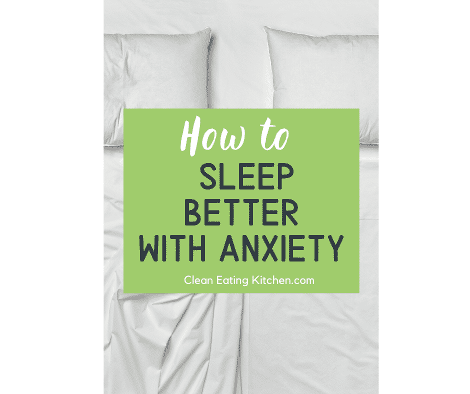 facebook how to sleep better with anxiety