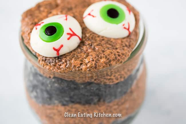 healthy halloween snacks googly eyes