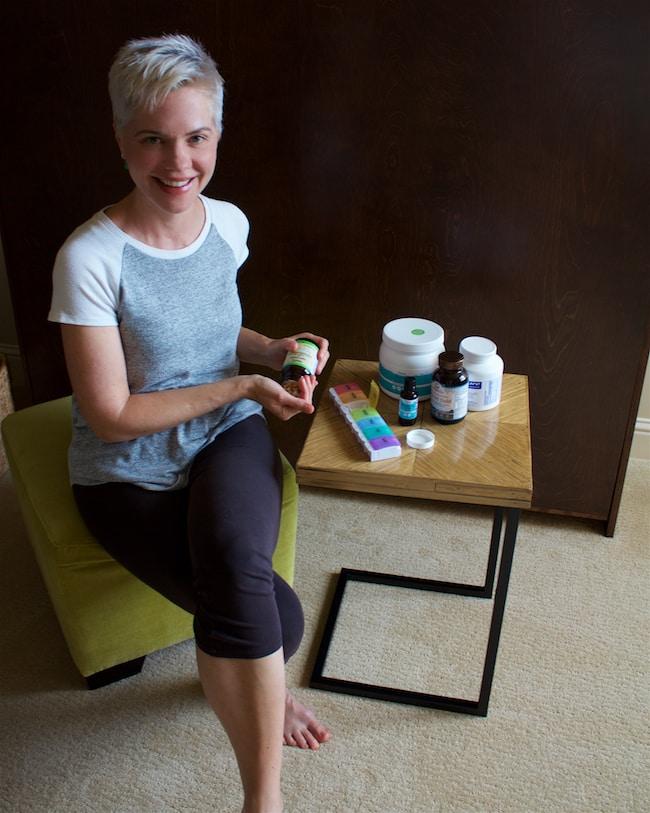 Carrie Vitacost vitamins