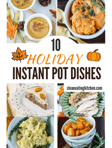 Instant Pot Holiday Dishes square